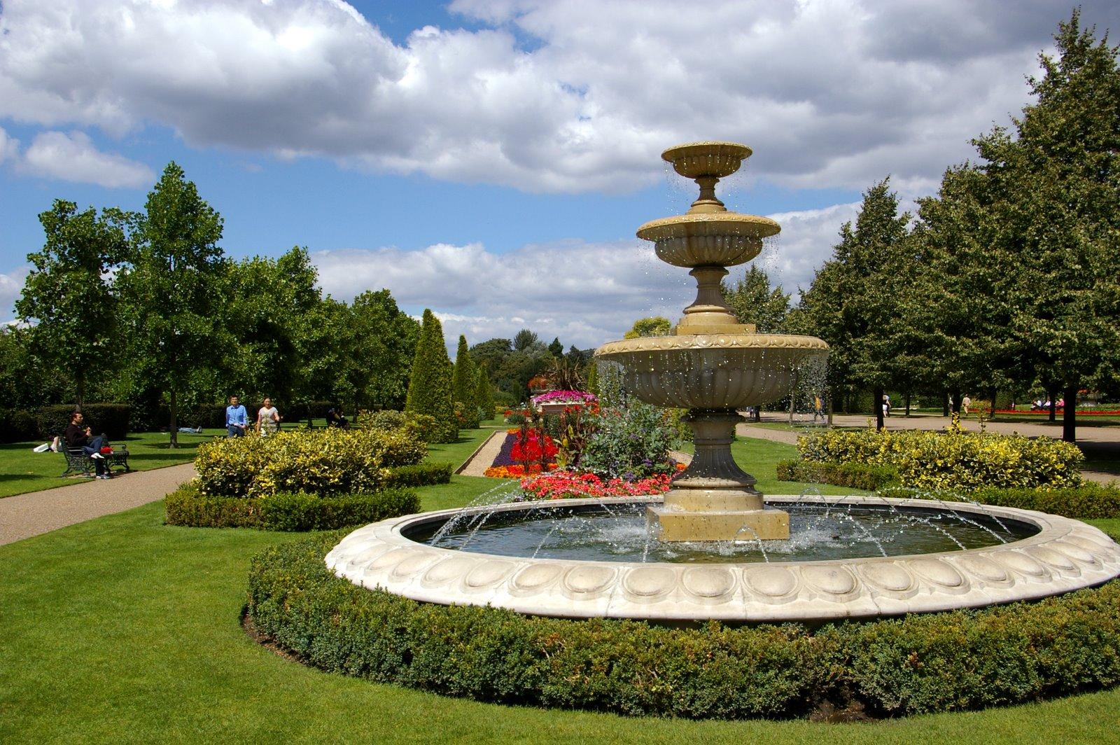 Англия лондон риджентс парк