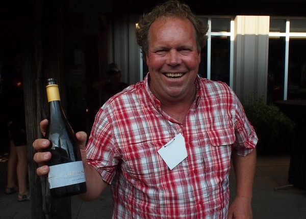 Norman Haris Making What Many Consider To Be Canadas Finest Wines He Finished His Stu S At Dijon Where He Ended Up Training As A Sommelier