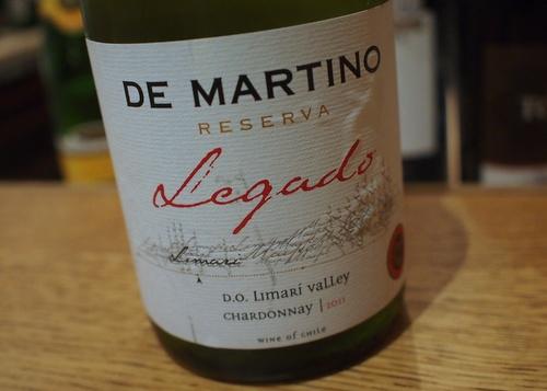 de martino chardonnay