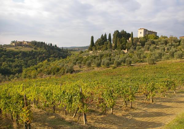 Visiting Chianti Classico Part 1 Introduction