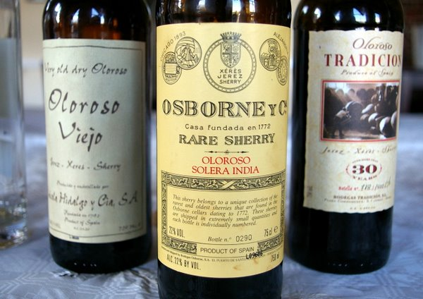 oloroso sherry cocktails