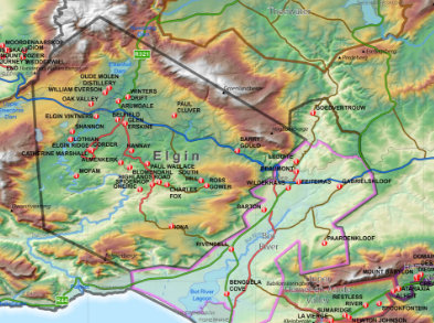 The Elgin wine region, an introduction