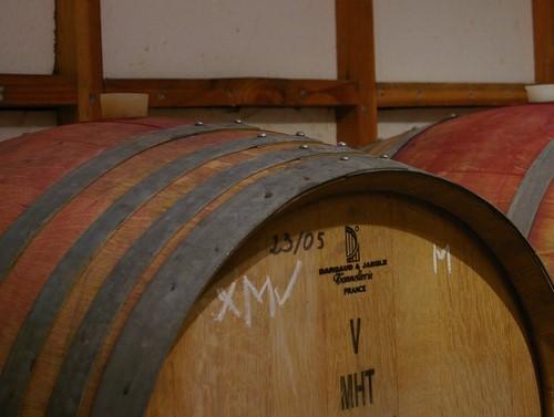 Decanter S News Piece On Cork Taint Via Barrels Jamie