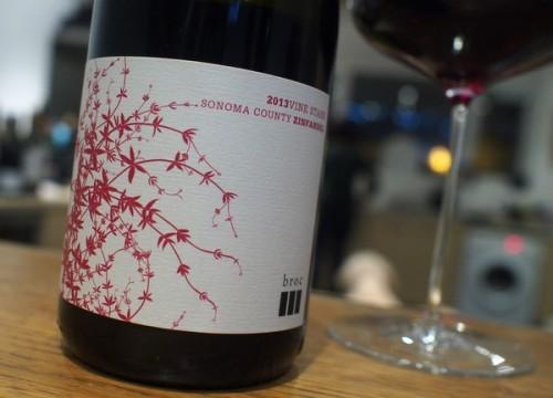broc vine starr & Broc Cellars Vine Starr Zinfandel 2013 Sonoma County California ...