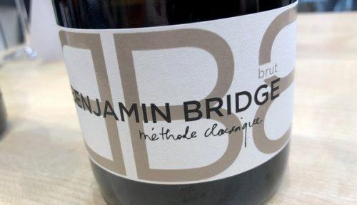 Benjamin Bridge Brut 2012 Nova Scotia, Canada — Jamie Goode\'s wine blog