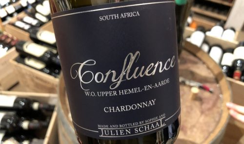 Two from Handford: Schaal Confluence and Garnacha not Guerra