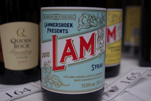 Lammershoek LAM syrah